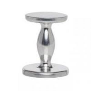 2 sided aluminum Coffee tamper