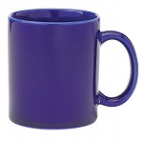 Mug, 10 oz., Cobalt Blue
