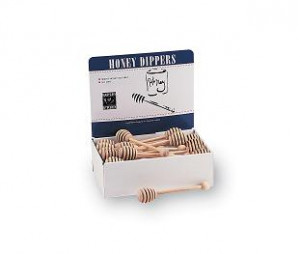 Honey dipper, Wood