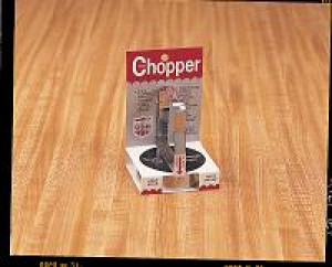Chopper, Plain edge, Kwik-kut