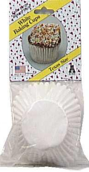Texas muffin liner, 24 pk