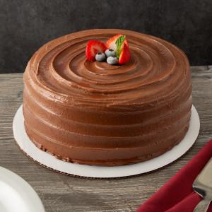 """12"""" Cake Circle, Matte Finish 250/cs"""