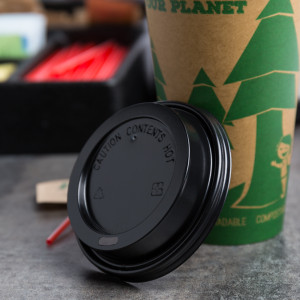 Sip Travel lid, sip through, 10pk/100