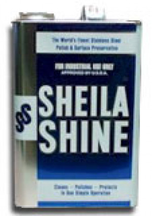 Sheila Shine Quarts 12/cs Stainless Steel cleaner