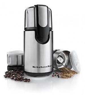 Coffee & spice mill, onyx black, Grinder