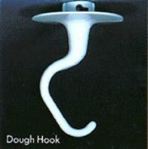 Dough hook for Kitchenaid models