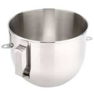 5 qt Bowl Fits Models: K4,K5,KP50,KSM5,KSM50,etc