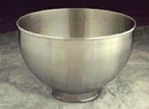 3 qt s/s bowl for KSM150, KSM151, KSM152, K45