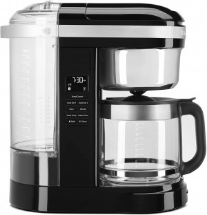 Coffee Maker, 12 cup programmable black