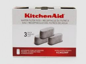 Replacement charcoal water filter 3-pack