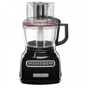 Food processor, 9 cup black w/ ExactSlice