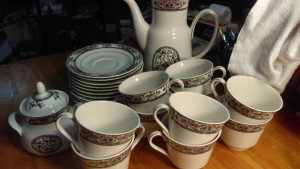 Royal Doulton Tavistock Coffee Server
