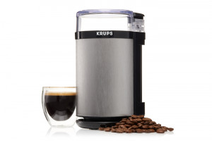 Coffee & spice mill, Brushed S/S, Grinder