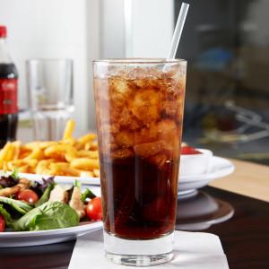 Endeavor 14 oz. Stackable Beverage Glass - 12/Case