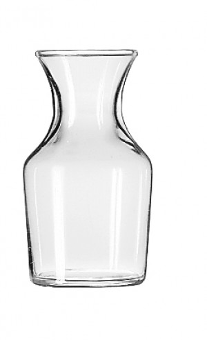 Cocktail decanter/Bud vase, 3 oz., 6dz/case