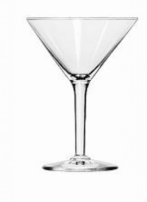 Martini Cocktail Glass, 6 oz, Citation, 3dz/case