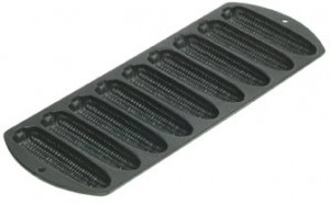 Logic Nonstick cornbread pan, Cast iron