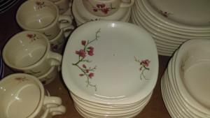 "Syracuse China Berkeley 8.25"" Lunch Plate"