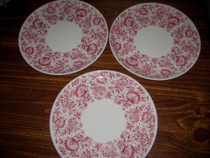 "Mayflower 6 -3/8"" Bread Plate"