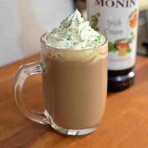 Irish cream syrup, 750 ml