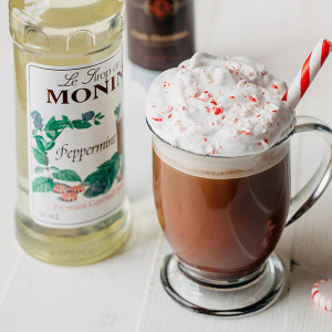 Peppermint syrup, 750ml