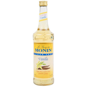 Vanilla syrup, 750ml, Sugar free