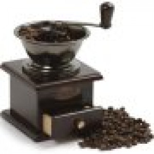 Coffee mill, Manual, Adjustable Grinder