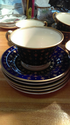 Normandie Cup Only (no saucer)