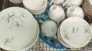 """Syracuse China Finesse Large 12.5"""" Platter"""