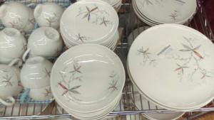 """Syracuse China Finesse 8"""" Lunch Plate"""