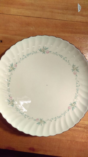 "Sweetheart 10.25"" Dinner Plate"