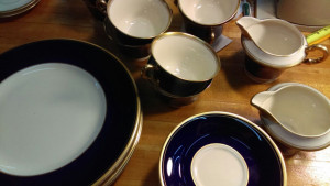 """Royal Court 6.25"""" Bread Plate"""