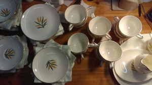Royal Harvest Cup & Saucer