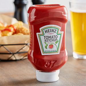 Heinz Ketchup, 20 ounce, 12/case