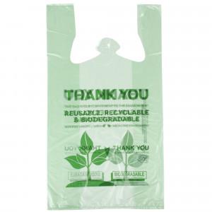 Thank You, T-shirt shopping bag 500/case