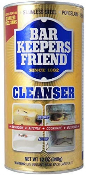 Bar Keeper's Friend Cleaner, 21 oz