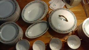"Somerset 10"" Small Platter"