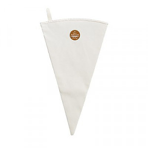 """Pastry bag, Canvas, 16"""" long x 10"""" wide"""