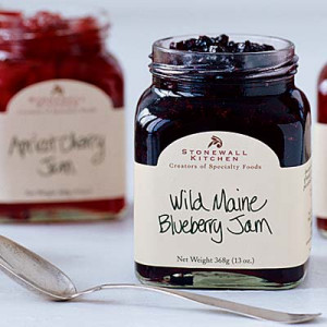 13 oz Wild Maine Blueberry Jam