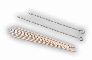 "12"" bamboo skewer"