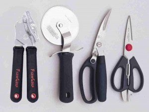 Kitchen Shears, Take Apart