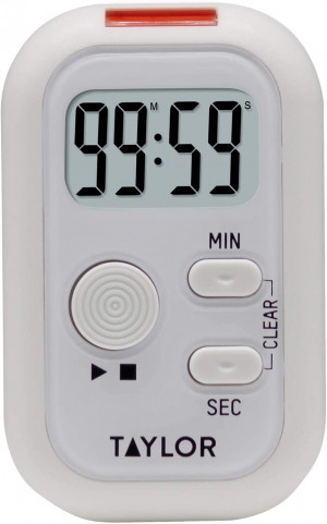 Multi-Alert Digital Timer, Sound, Light, Vibration