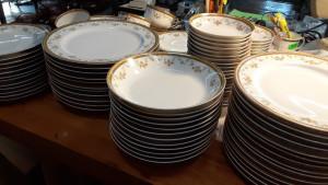 "Valmont 9.75"" Dinner Plate"