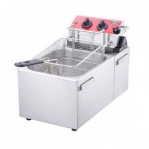 10 lb fryer counter top, Electric, 120 Volt