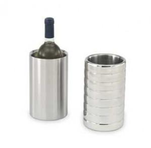 Wine cooler s/s beehive design