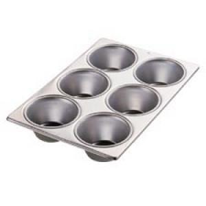 6-cup Jumbo muffin pan