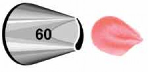 Standard petal tip #60