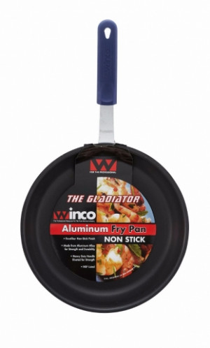 "12"" Nonstick Fry pan, Aluminum"