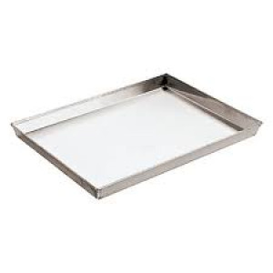 Cookie sheet, 12x15.75 Aluminized steel