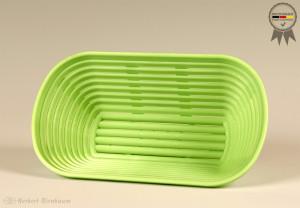 "Dough  Proofing Basket 11.5"" Rectangular"